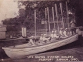 Fairpont OH Crew in Surfboat