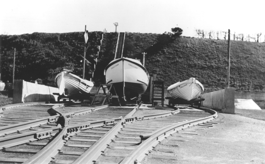 Coquille, boathouse, 1938.TIF USCG HQ Coquille River file