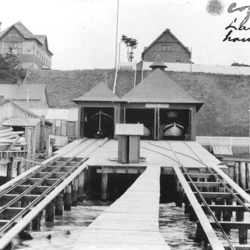 Coquille, station, 1916.TIF USCG HQ Coquille River file