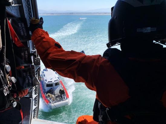 U.S. C.G. Coast Guard